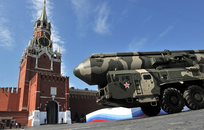 РТ-2ПМ2 'Тополь-М' - российский ракетный комплекс