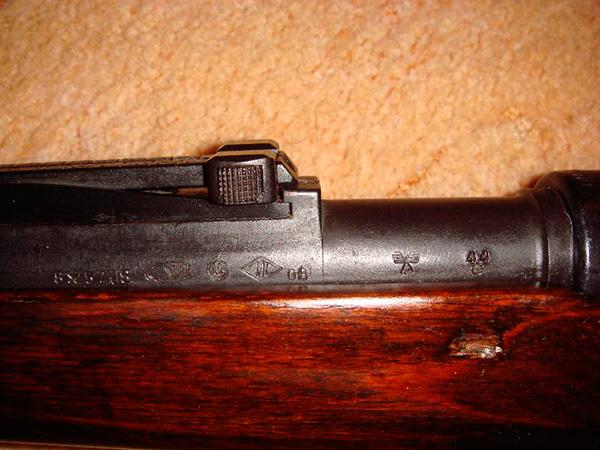 КО-98 - охотничий карабин
