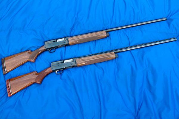 Браунинг авто-5 (Browning Auto-5) - самозарядное ружьё