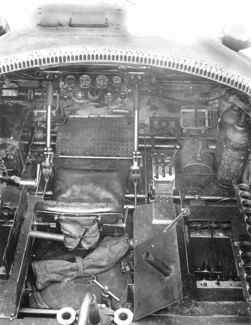 otdelenie upravlenija tanka T 50