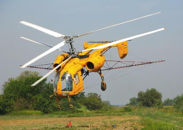 Сельскохозяйственный вертолет Ка-26