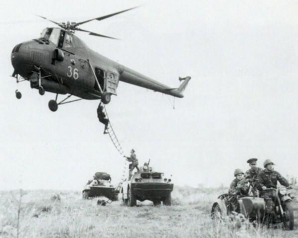 Ми-4 - многоцелевой вертолет