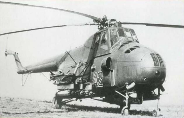 Вертолет Ми-4АВ