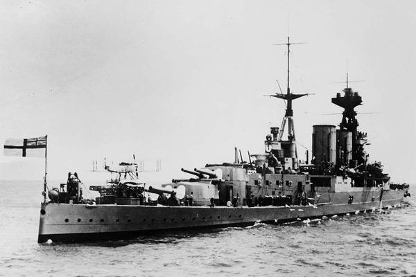 Британский линейный крейсер 'Худ'