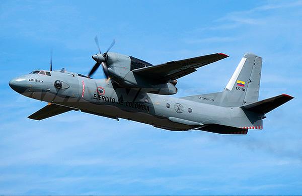 Ан-32А ВВС Венесуэлы