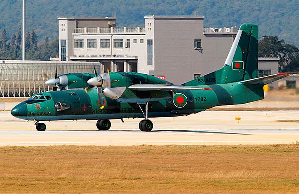 Ан-32 Бангладеша