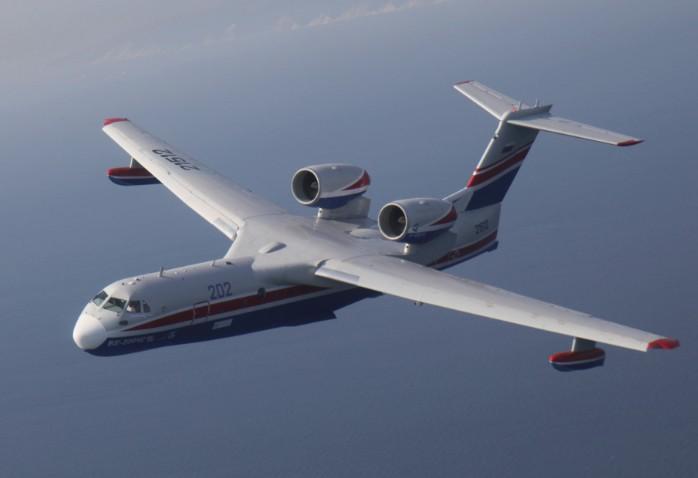Бе-200 многоцелевой самолет-амфибия