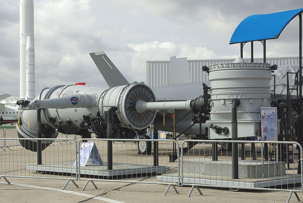 Двигательная установка вертикального взлёта F-35B