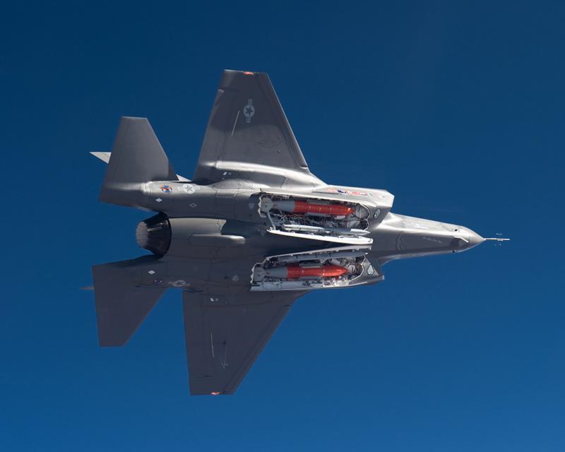 F-35 Lightning II - американский истребитель пятого поколения