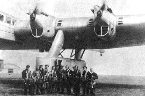 К-7 - самолет-гигант Калинина