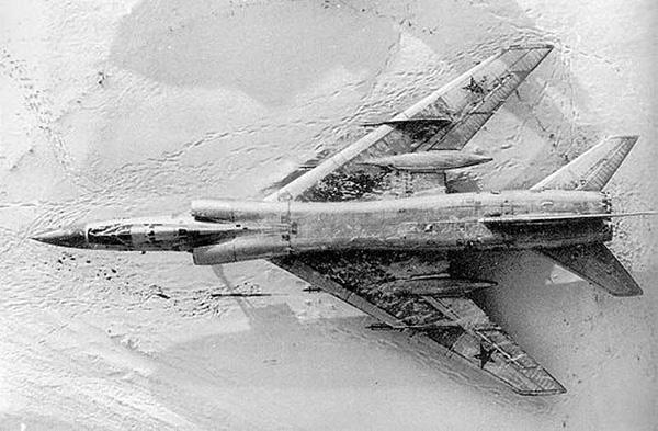 Аварийная посадка Ту-128