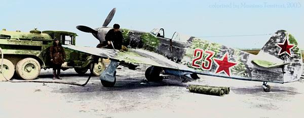 Истребитель Як-1