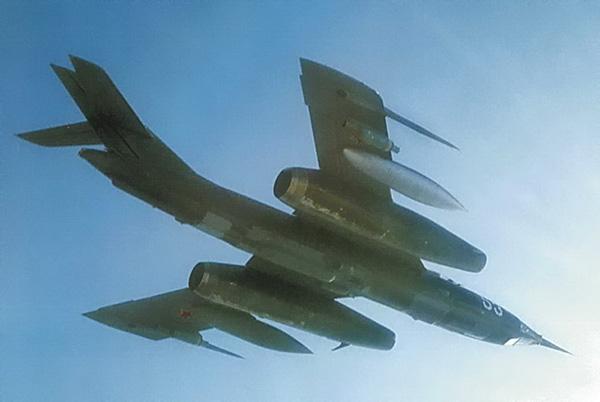 Як-28 - фронтовой бомбардировщик