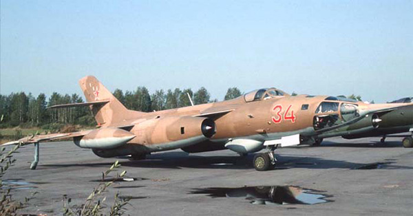 Як-28Р — самолет-разведчик