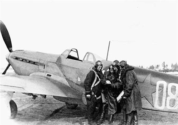 Як-9 — самолёт-истребитель Великой Отечественной войны