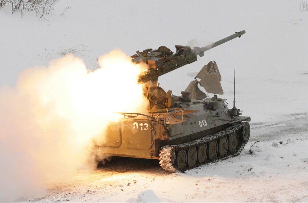 ЗРК 9К35 Стрела-10