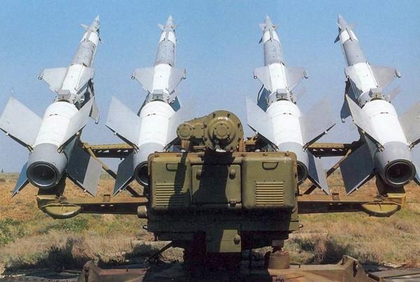 ЗРК С-125 «Нева» (экспортное - «Печора»)