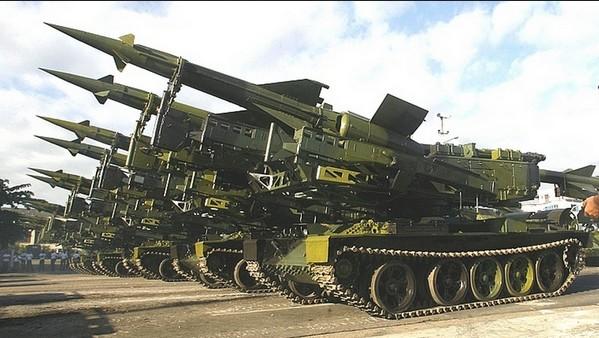ЗРК С-125-2Т 'Печора-2Т'