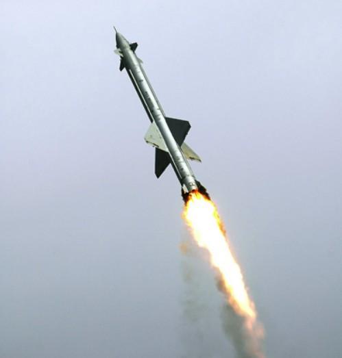 Мишень на базе ракеты 5Я24