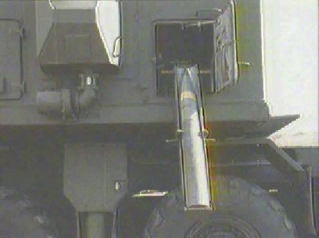 Загрузочное устройство боекомплекта САУ АК А-222 «Берег»