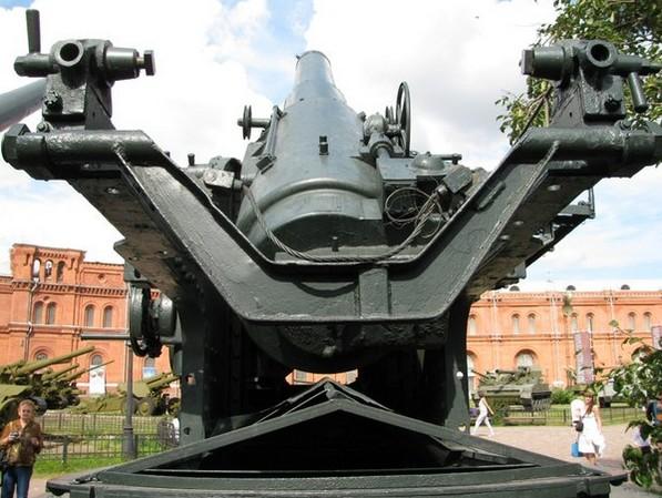 БР-18 - гаубица 305-мм образца 1939 года
