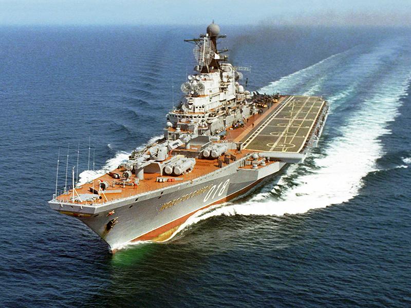 ТАКР «Новороссийск» — заложен 30.09.1975 г. на Черноморском ССЗ в Николаеве