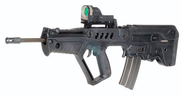Базовый вариант автомата Tavor TAR-21