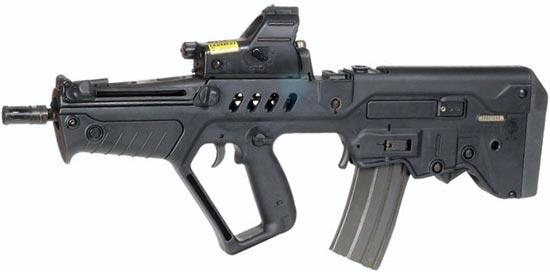 Tavor CTAR-21 — штурмовой карабин