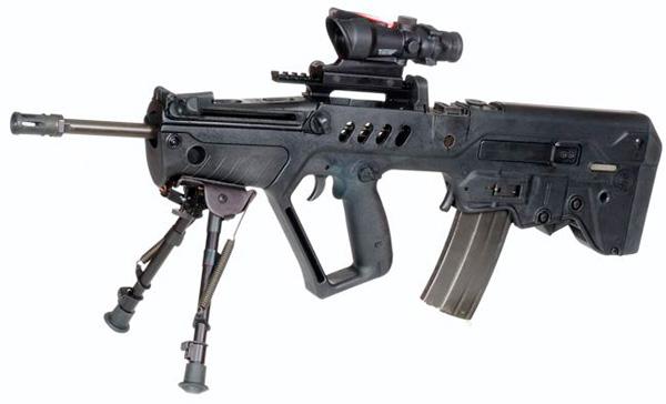 Tavor STAR-21 — винтовка снайпера и марксмена
