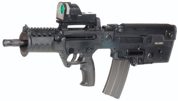 Tavor MTAR-21 — субкомпактный штурмовой карабин