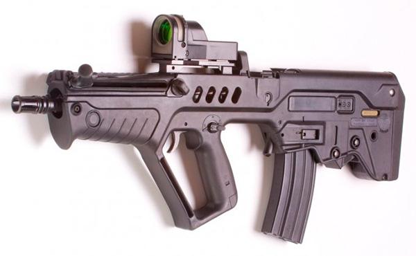 Штурмовая винтовка 'Форт-221'