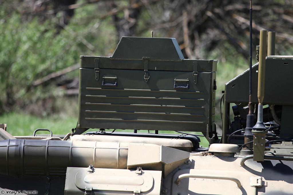 15Ц56М «Тайфун-М» - боевая противодиверсионная машина