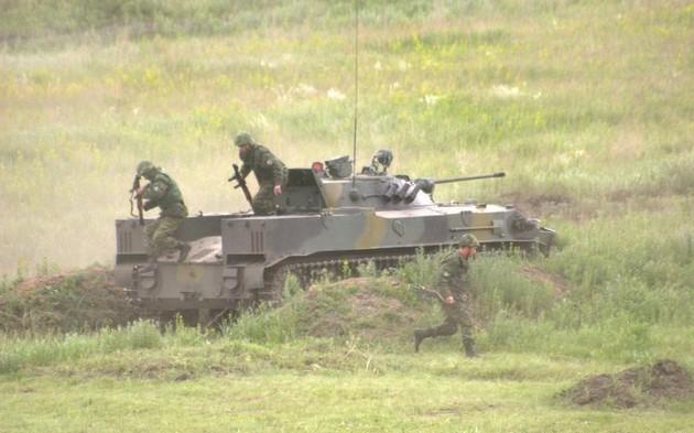 БМД-3 - боевая машина десанта