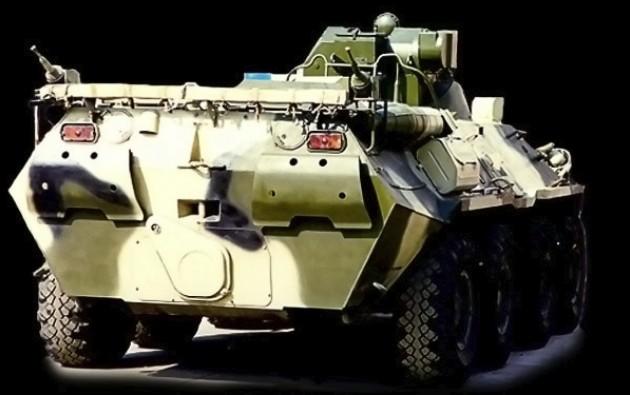 БРДМ-3 - бронированная разведывательно-дозорная машина