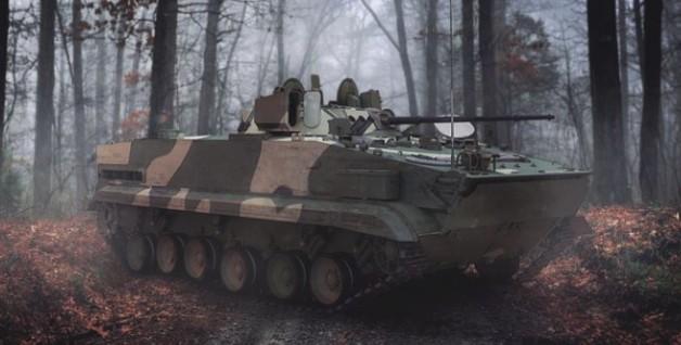 БРМ-3К «Рысь» - боевая разведывательная машина