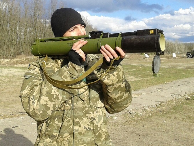 РПГ-22 «Нетто» - ручной противотанковый гранатомет