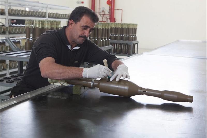 РПГ-32 «Баркас» - ручной мультикалиберный гранатомет