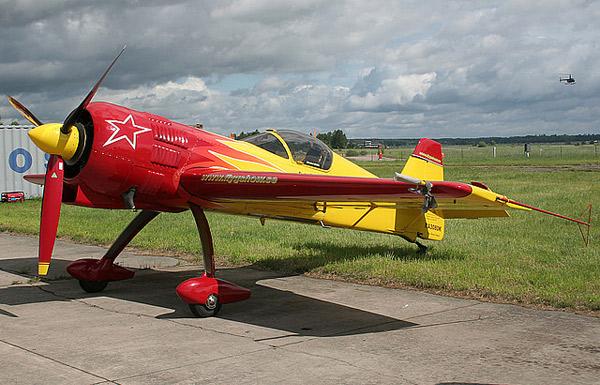 Су-31 спортивно-пилотажный