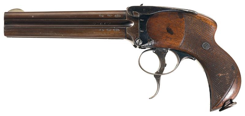 Пистолет Ланкастер