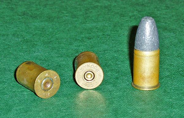 Пуля .455 SAA Ball