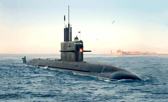 Подводные лодки проекта 677 «Лада»