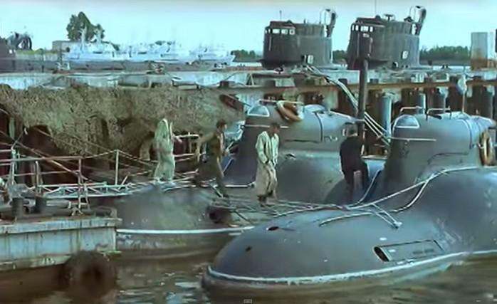 Подводные лодки проекта 865 «Пиранья»