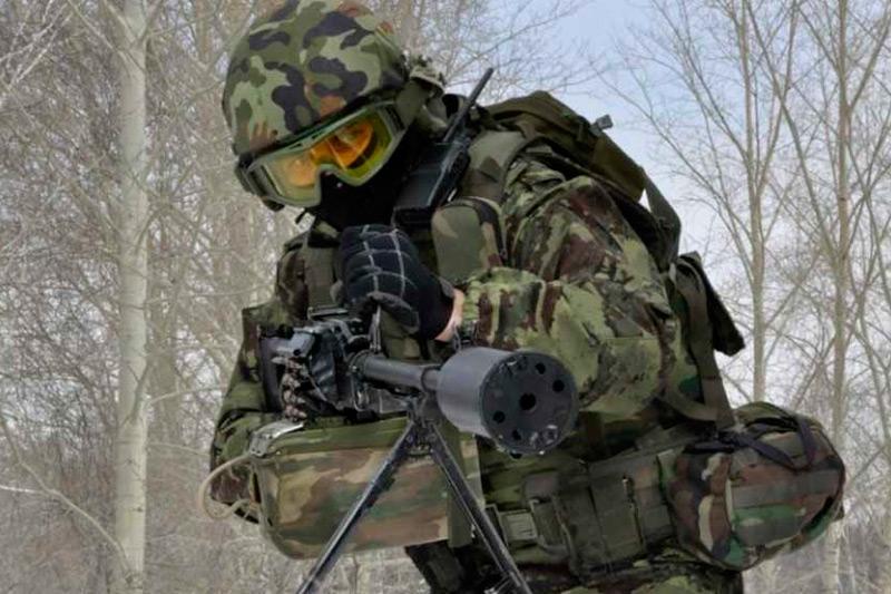 АЕК-999 «Барсук» - ручной пулемет