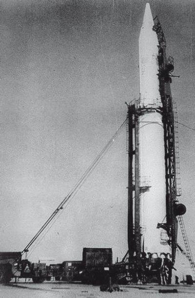 Р-16 (8К64) - межконтинентальная баллистическая ракета