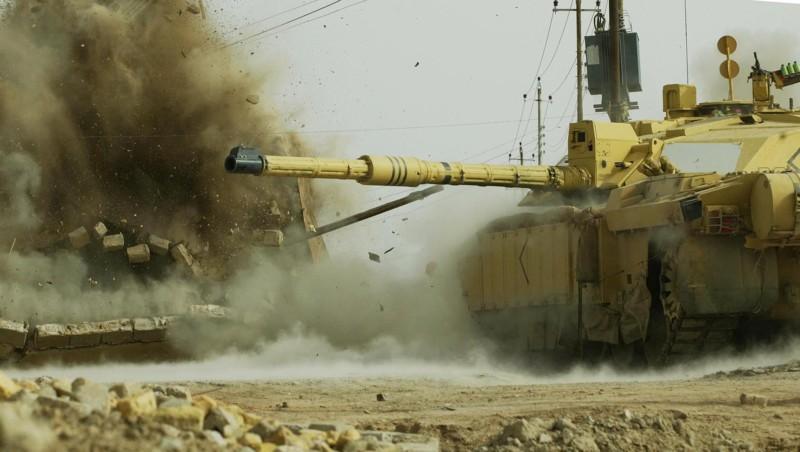 Челленджер-2 - английский танк