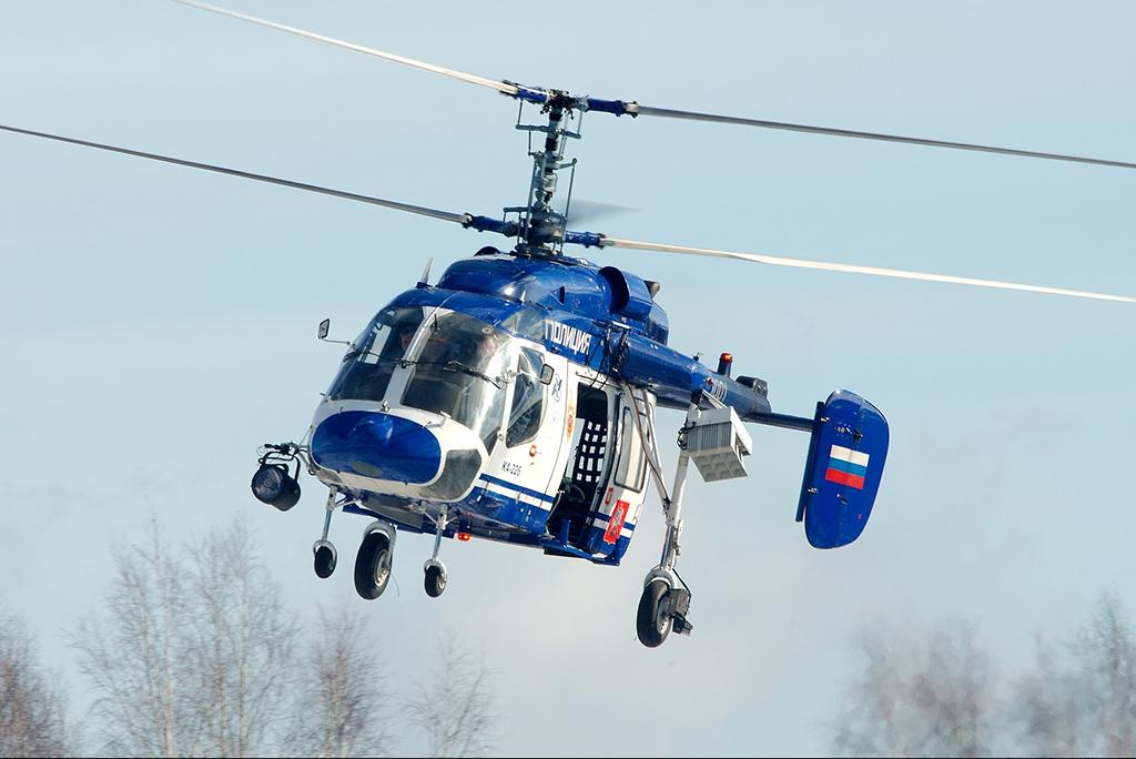 Ка-226 полиции