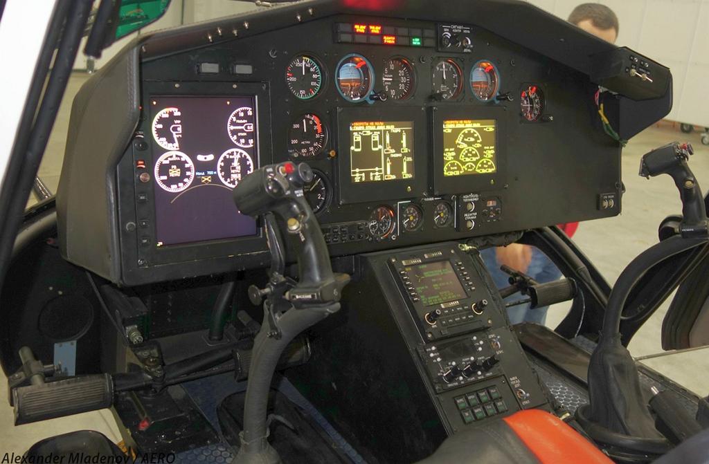 Кабина Ка-226Т