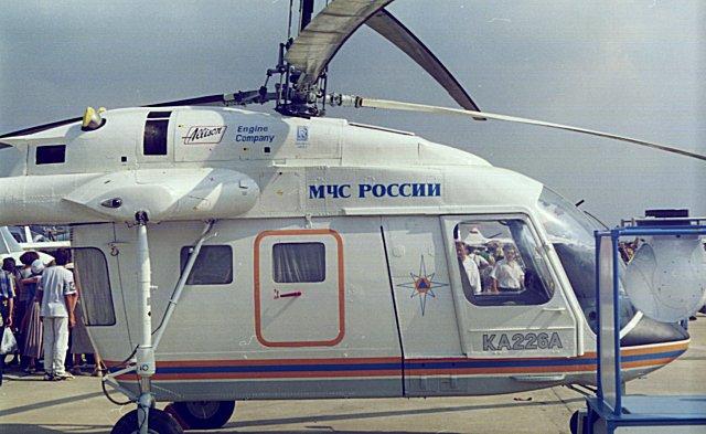 Вертолет Ка-226А