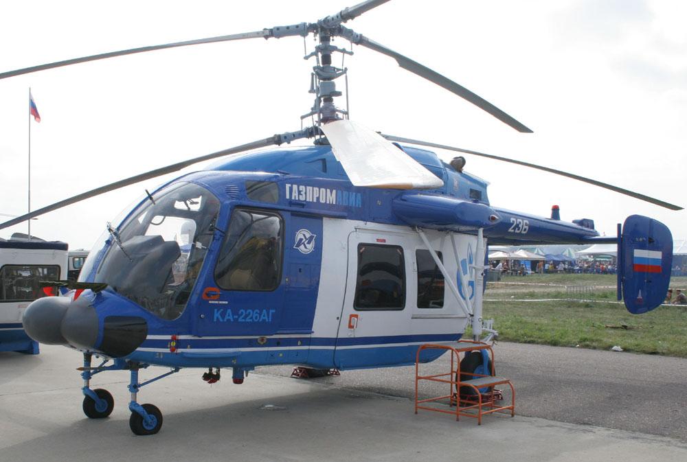 Вертоле Ка-226АГ
