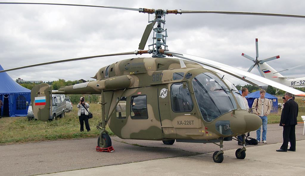Военный Ка-226Т